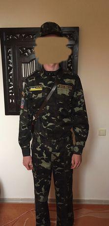 Форма для военной кафедры НАУ