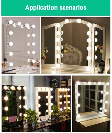 Набор LED света на зеркало (Vanity Mirror Lights Kit)