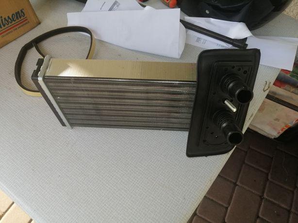 Радіатор пічки Nissens на Renault Kangoo