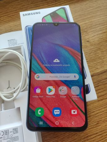Samsung Galaxy A40 zadbany, gwarancja