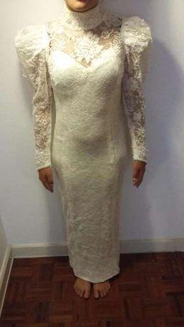 Vestido de Noiva - Exclusivo