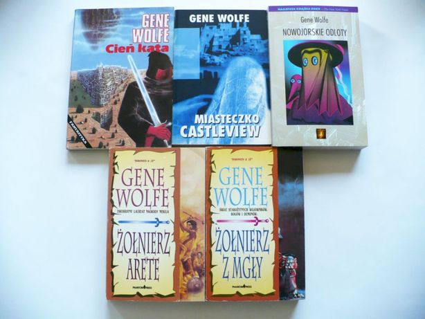 Gene Wolfe x 5, Cień kata, Miasteczko Castleview, Nowojorskie odloty