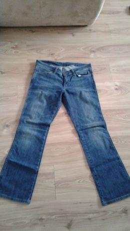 Spodnie damskie jeansy Wrangler