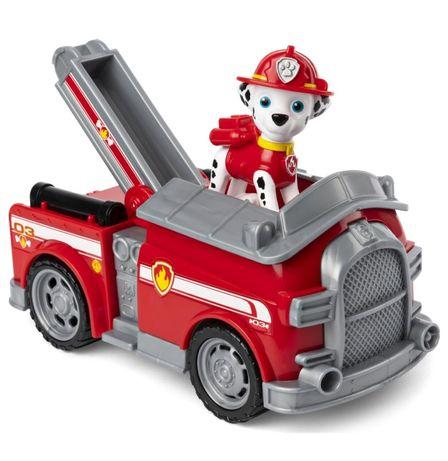 Набір Paw patrol Базовий рятувальний автомобіль з Маршалом