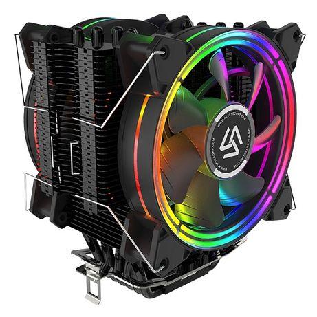 Кулер вентилятор для процесора процессора баштовий башня Alseye H120D