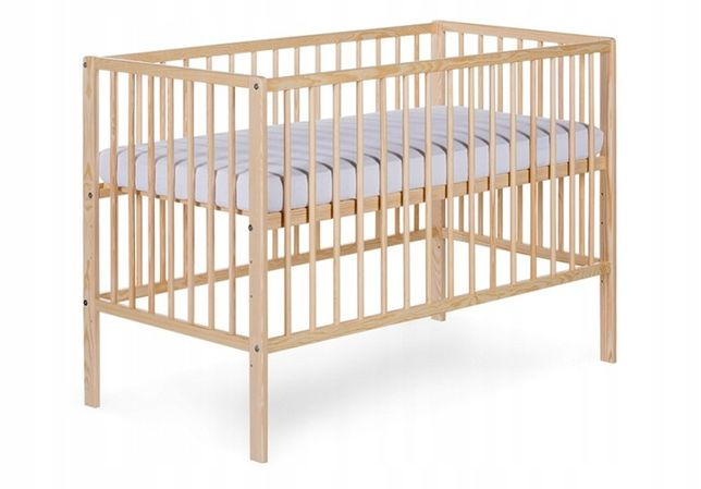 wyprzedaż, likwidacja sklepu łóżeczko drewniane