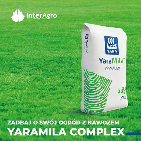 Zadbaj o swoje rośliny z nawozem YaraMila COMPLEX 25kg HYDROCOMPLEX