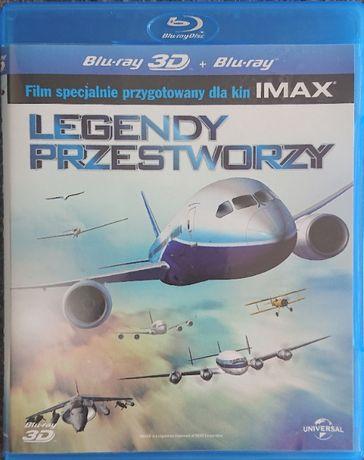 Legendy Przestworzy | Blu Ray 3D | Imax | Film na licencji Boeing'a