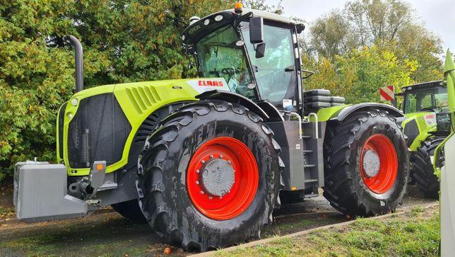 Трактор Xerion 4000