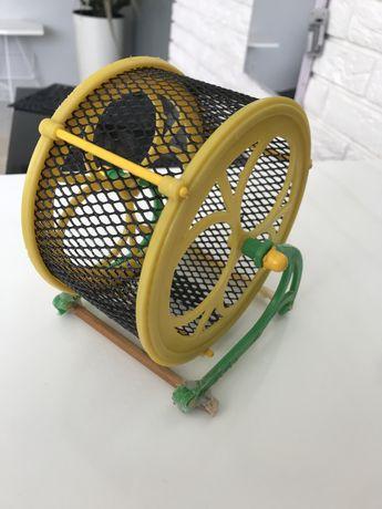 Dla chomika kołowrotek akcesoria używany