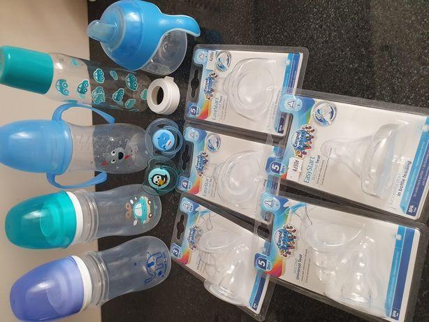 Butelki smoczki Canpol Philips Avent Medela Calma