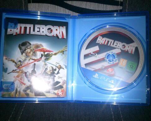 Gra na PS4 battleborn
