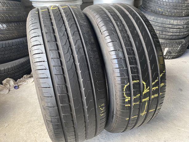 7.5mm 235/55 R17 Pirelli Scorpion Verde Шины летние бу