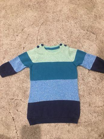 Кофта туника светр