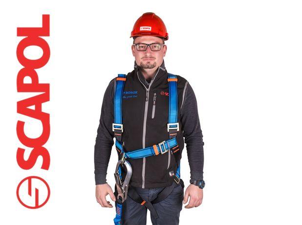 Uprząż HT22 wspinaczkowa, alpinistyczna, przemysłowa