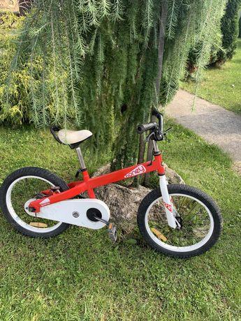 """Детский велосипед Royal Baby Honey 16"""" красный"""
