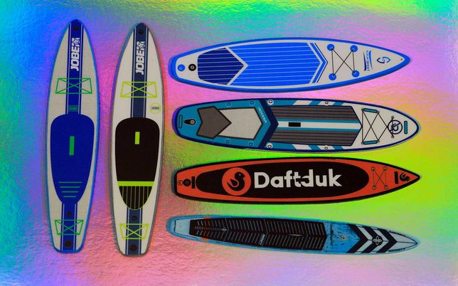 Deska surfingowa, SUP - zawieszka, model 12cm (max 26cm)