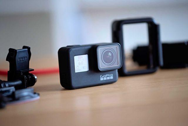 Kamera Go Pro Hero 7 Black Stan Idealny gwarancja + gratis !!!