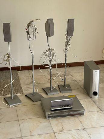 Sistema de som Home Cinema Pioneer XV-DV222