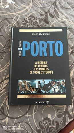 Livro do  futebol Clube do porto