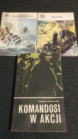 Andrzej Perepeczko-3 książki