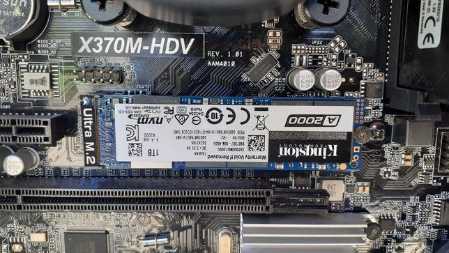 SSD M.2 1TB Kingston A2000 (SA2000M8/1000G)