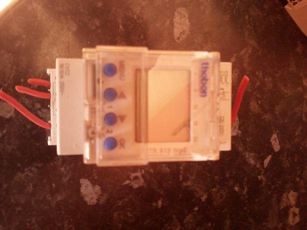 2 Relógios para quadro elétrico