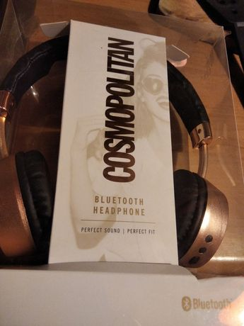 Słuchawki bluetooth  Cosmopolitan