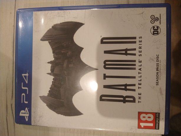 Batman  PS4  gra