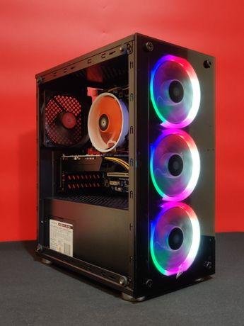 Бюджетный игровой компьютер пк i5 750 с GTX 650 NVIDIA DDR5