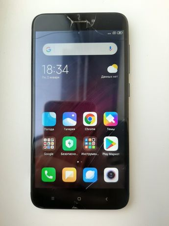 Xiaomi Redmi 4X 2/16 gb