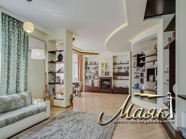 Аренда эксклюзивной 2-уровневой квартиры с видом на Днепр