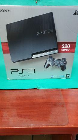 Konsola Sony PS3 + gry