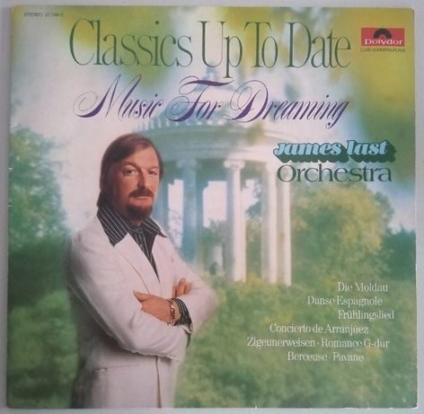 "LP James Last ""Classics Up To Date - Music For Dreaming"", Germany"