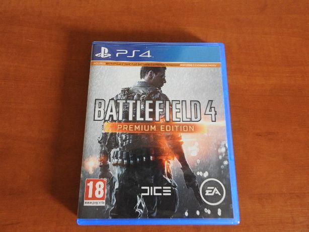 Battlefield 4 Premium edition ps4 nowa