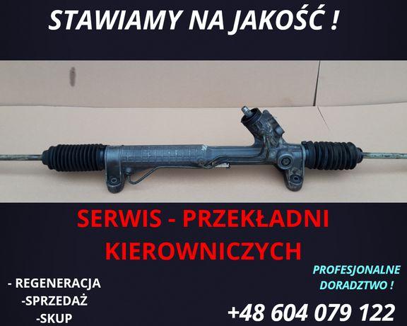 Transporter T4 Maglownica / Przekładnia / Układ
