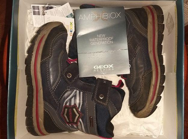 Зимние сапоги ботинки Geox 30 размер