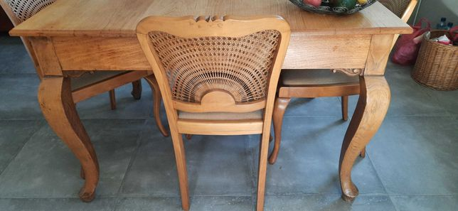 stół  przedwojenny