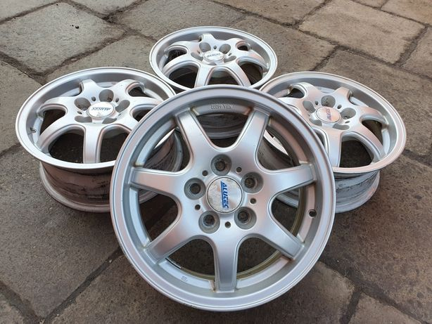 Felgi aluminiowe 6x15 5x112 ET45 VW Audi Seat Skoda