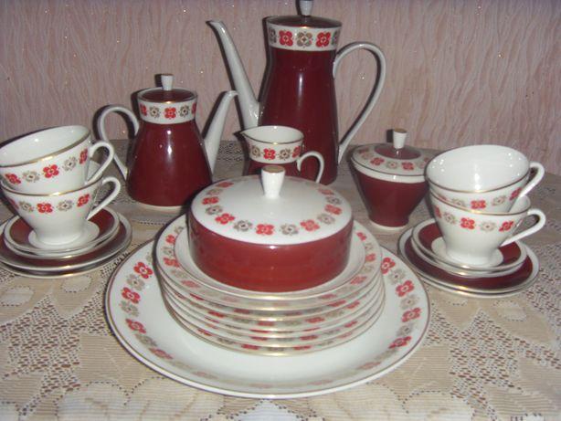 Немецкий чайно-кофейный сервиз