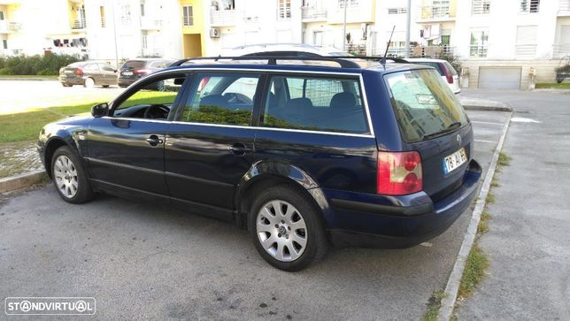 VW Passat Variant 1.9 TDi Confortline