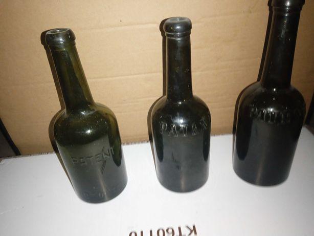 Stara butelka Patent