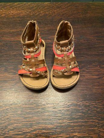 Sandały rzymianki Next 23 sandałki