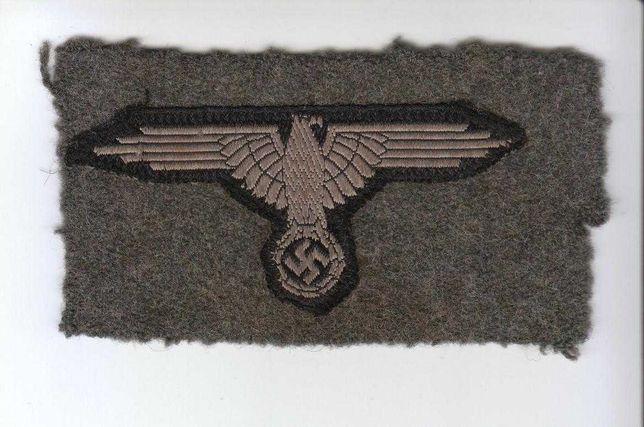 Águia de braço das SS - Alemanha Nazi