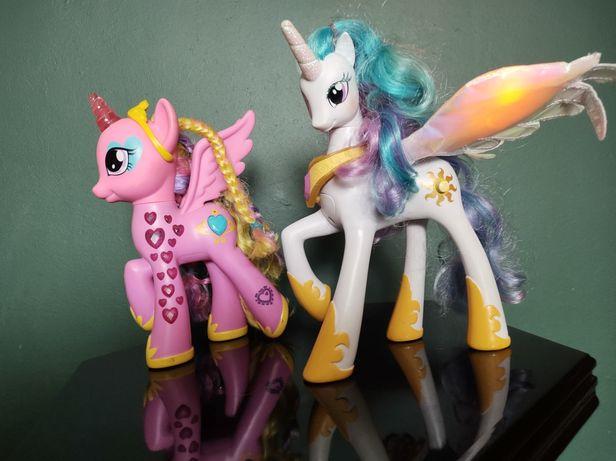 My Little Pony Zestaw Księżniczka Cadance i Celestia