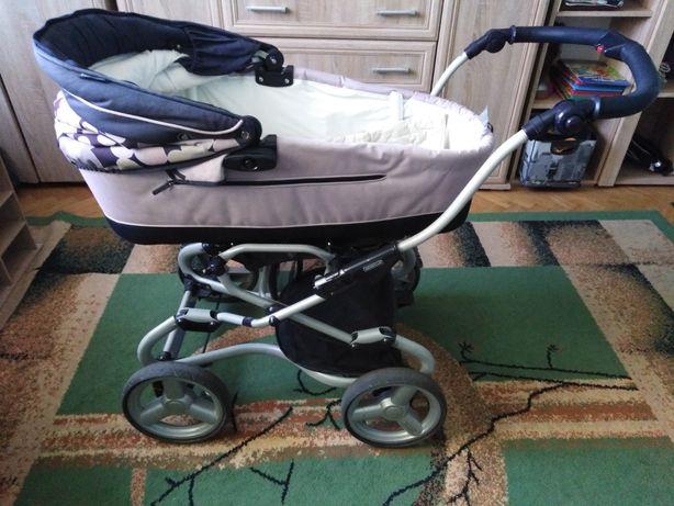 Wózek 3w1 dla niemowląt