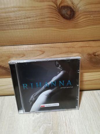 "Rihanna ""Good Girl Gone bad"" płyta"