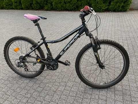 Rower 24'' dziecięcy