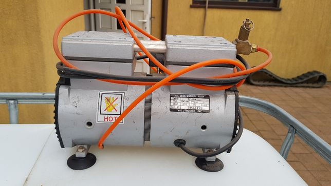 bezolejowa pompa próżniowa vacum pompa DP-90V