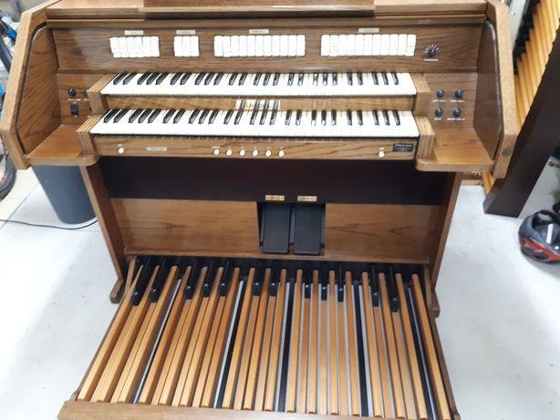 Organy kościelne cyfrowe Viscount Domus 1030. Stan ideał, jak nowe.